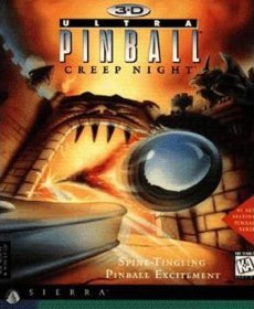 3D Ultra Pinball Creep Night