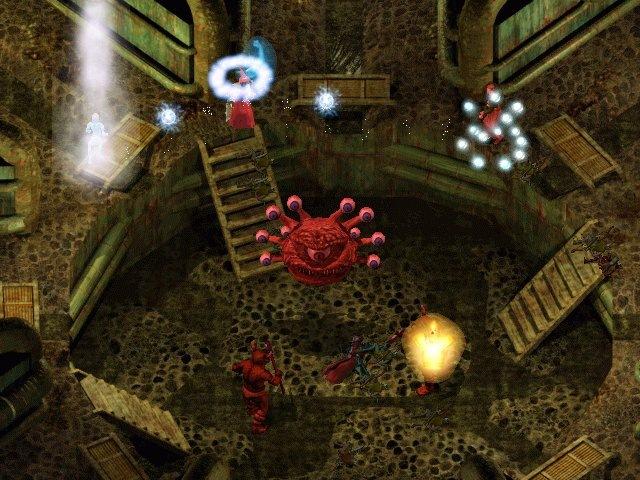 Baldur's Gate 2 - Beholder