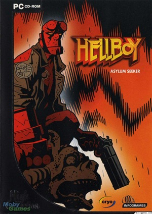 Hellboy - Cover