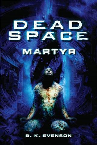Dead Space - Martyr (Capa Provisória)