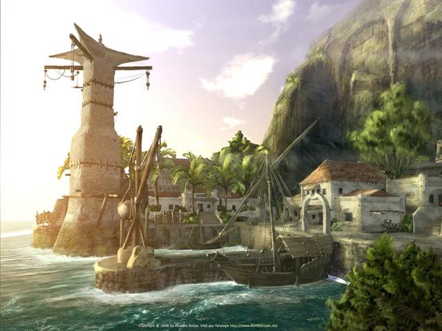 Risen - Harbour
