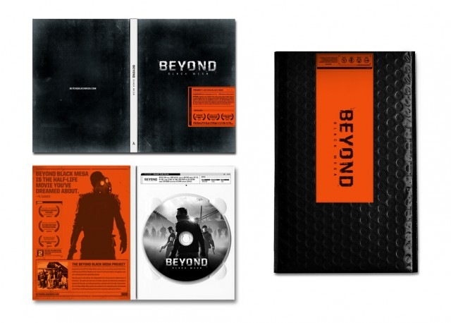 Beyond Black Mesa - DVD