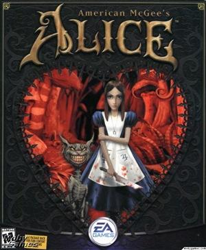 Alice - Cover