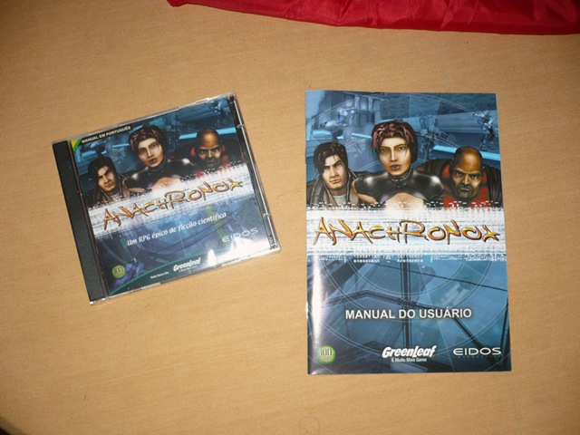 Anachronox---Manual