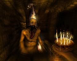 Amnesia - Aniversário