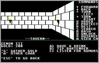 Might and Magic - Tavern