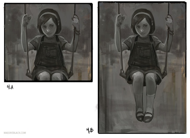 Silent Hill - Young Cheryl