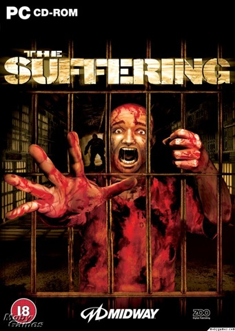 The Suffering - capa