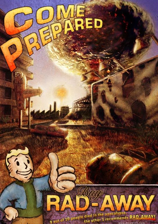 Fallout - Come Prepared