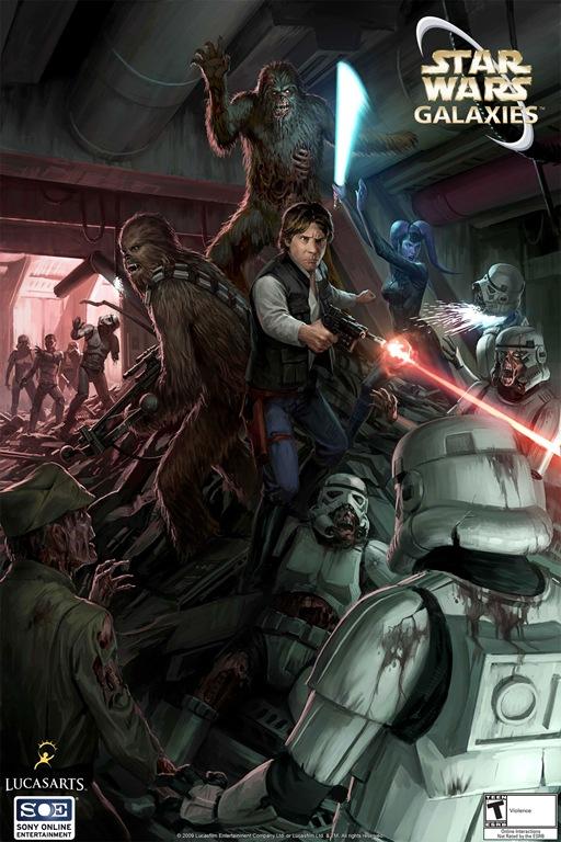 Star Wars Galaxies - Death Troopers