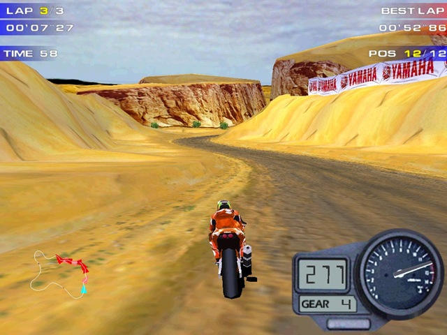 Moto Racer 2 02