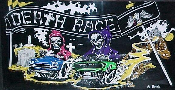 Death Race - Arcade