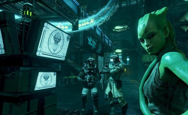 Prey 2 - Aliens