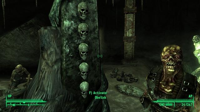 Fallout 3 - Dunwich Building