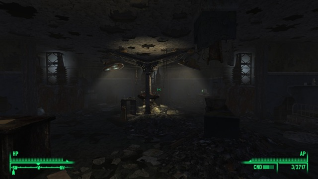 Fallout 3 - Red Racer Factory