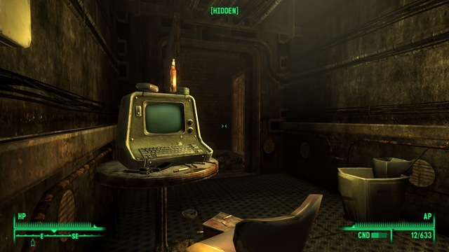 Fallout 3 - Supply Plant