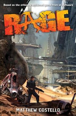 Rage - Livro