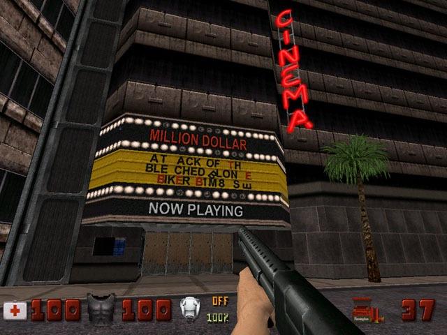 Duke Nukem 3D - Com texturas HD