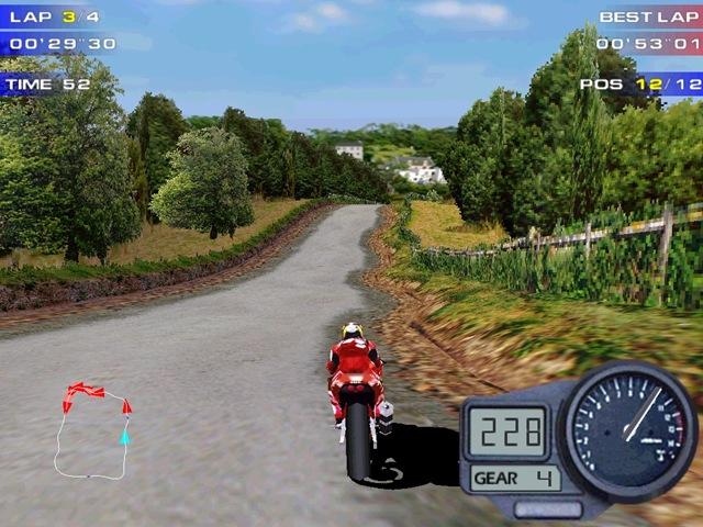 Moto Racer 2 06