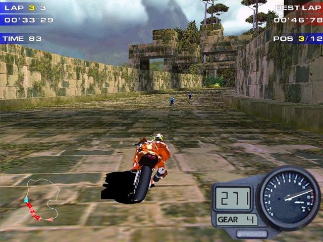 Moto Racer 2 08