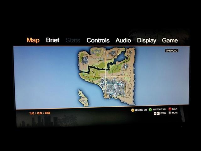 GTA V - Mapa Falso