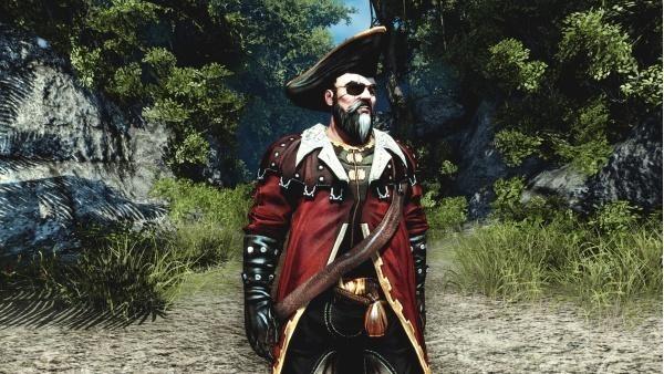 Risen 2 - Pirata