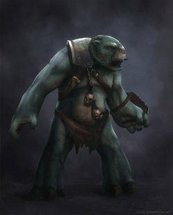 Grimrock - Ogre