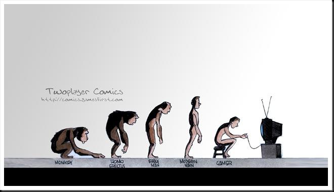 Jogador - Evolução