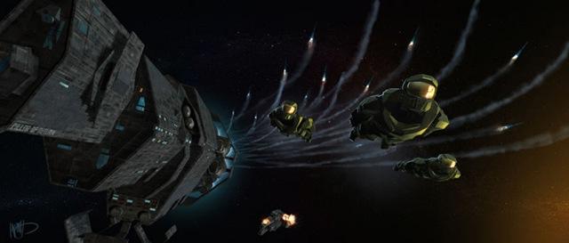 Halo - Fall of Reach