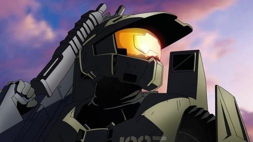 Halo - Anime