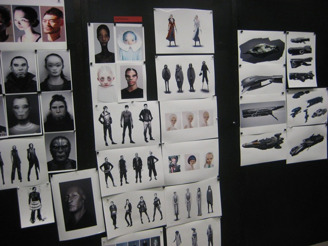 Valve - Wall of Artwork
