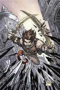 Prince of Persia - A Graphic Novel Anthology