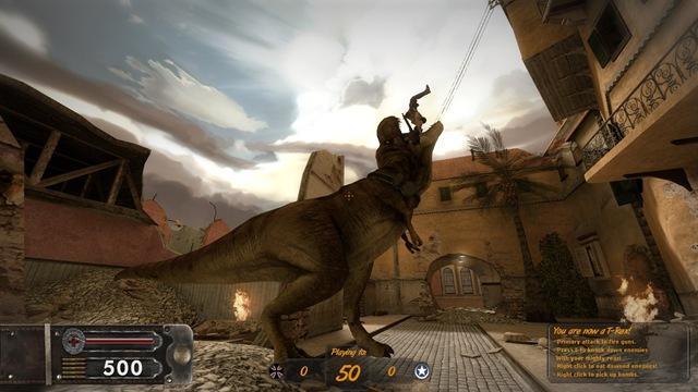 Dino D-Day - T-Rex