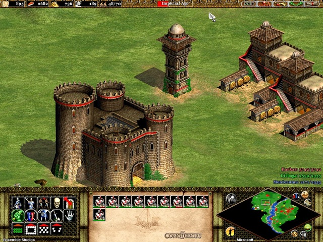 Age of Empires II - Tela 01