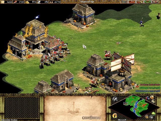 Age of Empires II - Tela 03