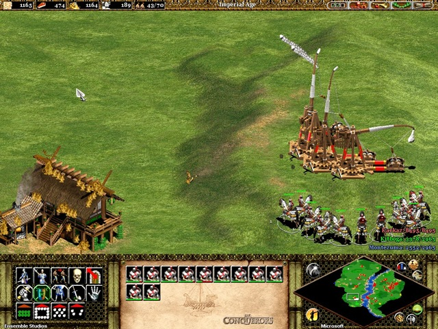 Age of Empires II - Tela 04