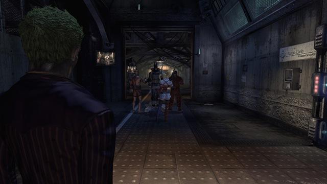 Batman - Arkham Asylum (My Screenshot) 06
