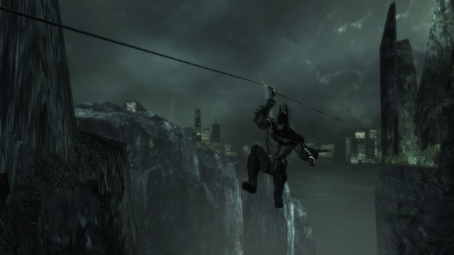 Batman - Arkham Asylum (My Screenshot) 08