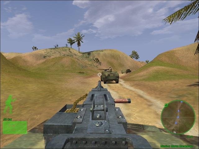 Delta Force Black Hawk Down 01