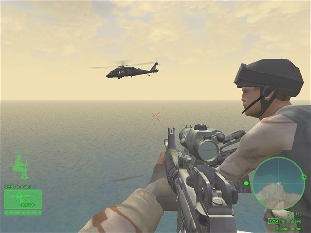 Delta Force Black Hawk Down 04