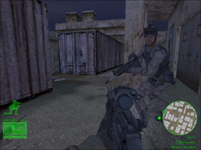 Delta Force Black Hawk Down 05