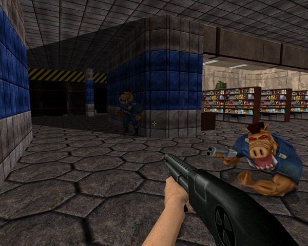Duke Nukem 3D High Resolution Pack (clique para ampliar)