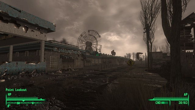 Point Lookout - My Screenshot 01