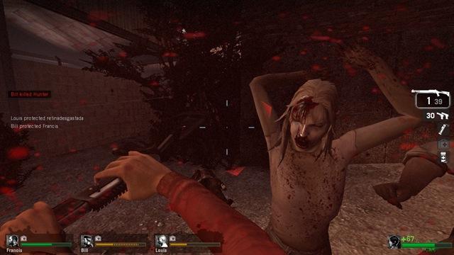 Left 4 Dead - My Screenshot 01