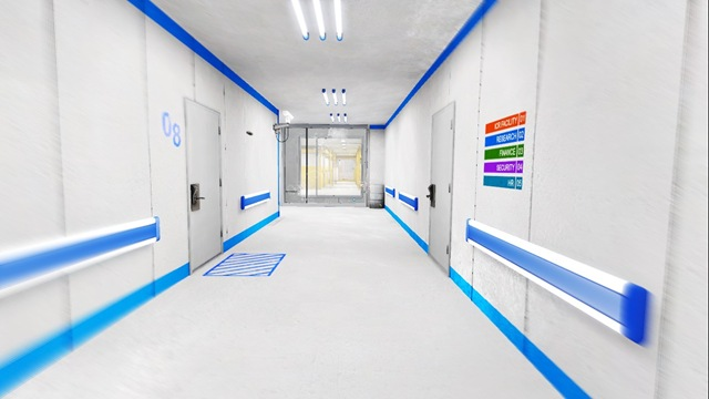Mirror's Edge - My Screenshot 01