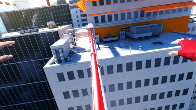 Mirror's Edge - My Screenshot 03