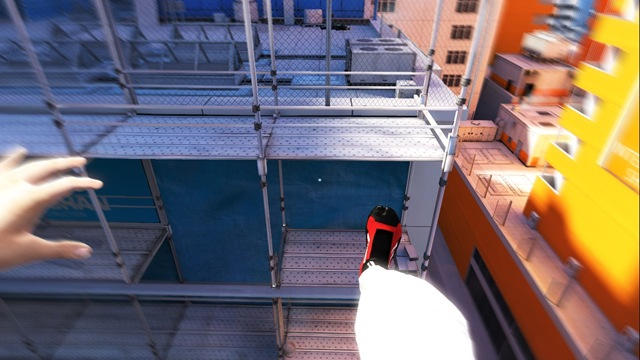 Mirror's Edge - My Screenshot 09