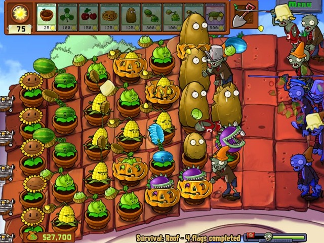 Plants vs Zombies 03