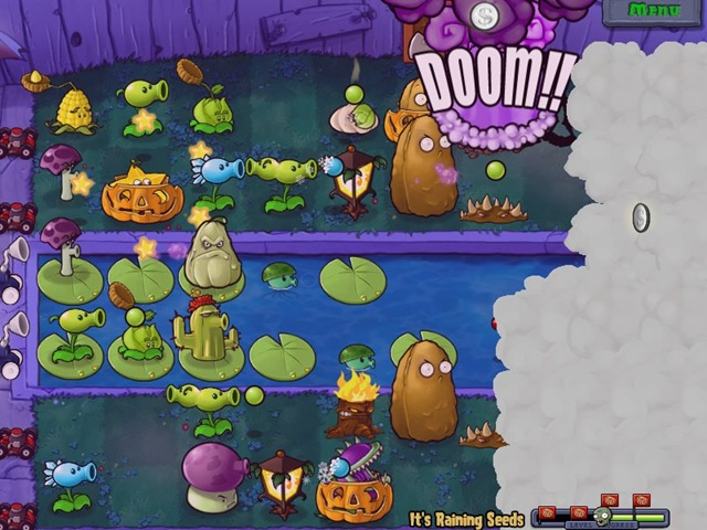 Plants vs Zombies 04