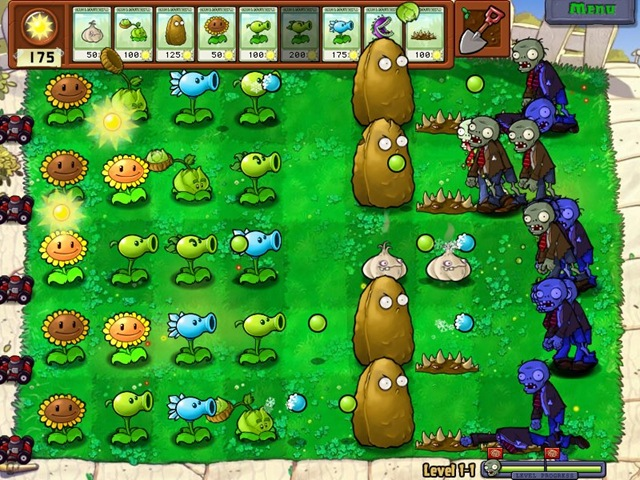 Plants vs Zombies 06